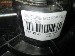Мотор печки NISSAN CUBE Z10 Фото 3