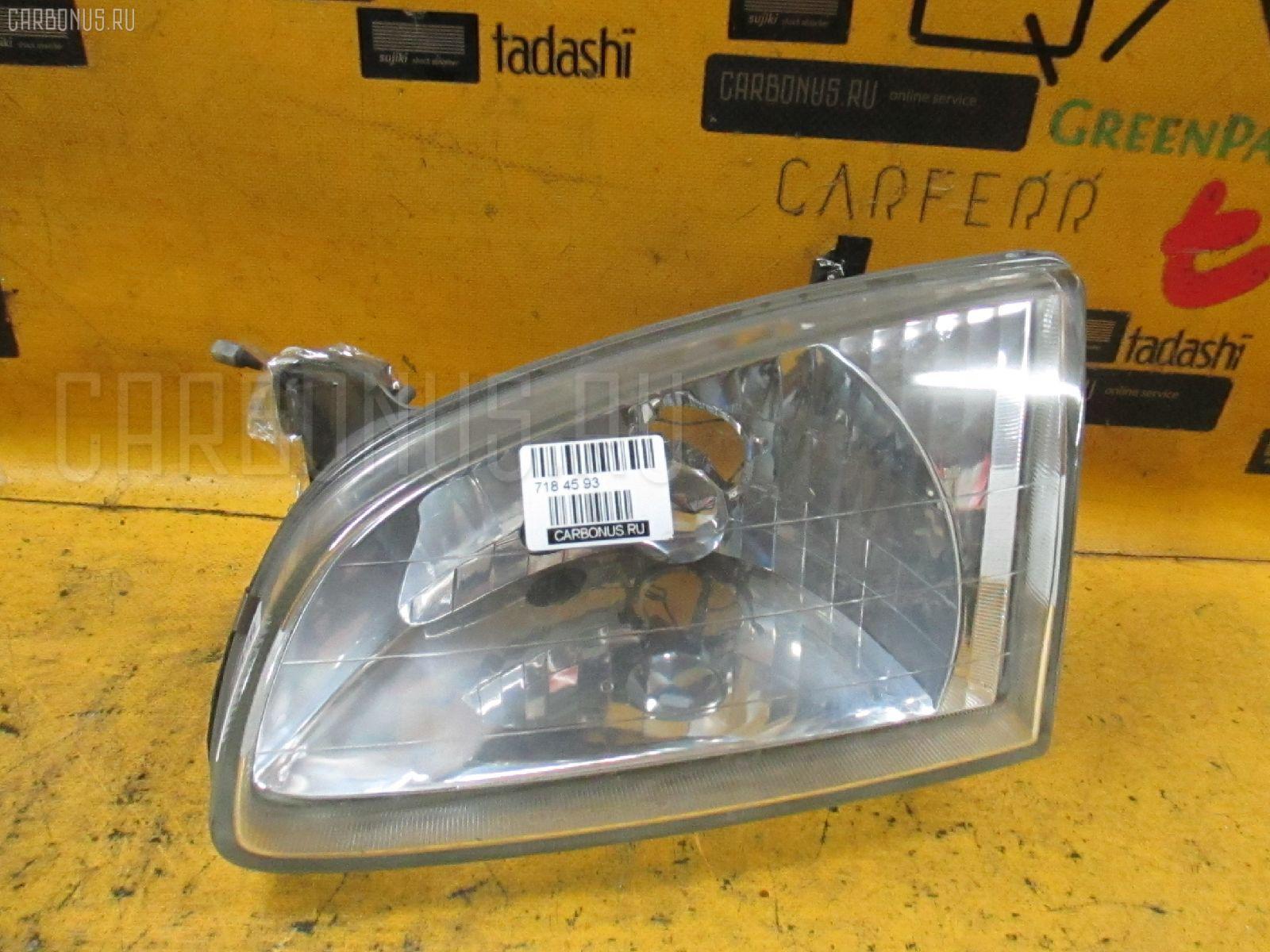 Фара Toyota Starlet EP90 Фото 1