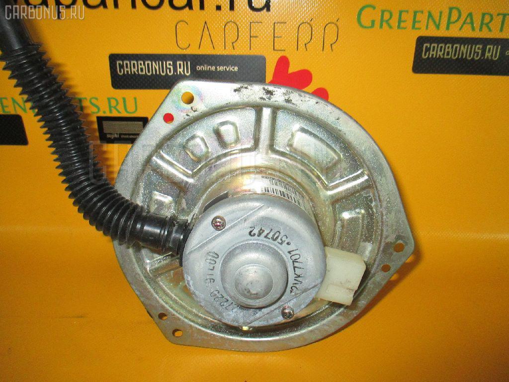 Мотор печки NISSAN PRAIRIE JOY PM11. Фото 8