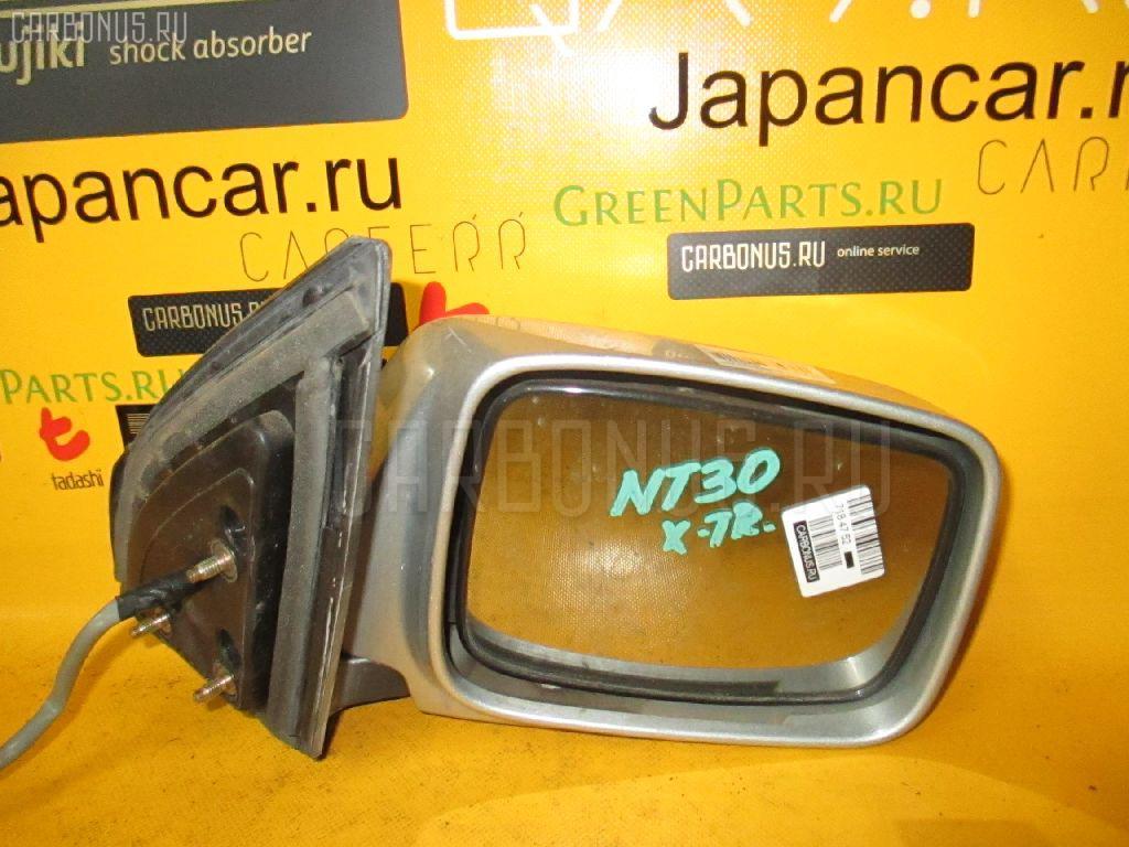 Зеркало двери боковой NISSAN X-TRAIL NT30 Фото 1