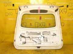 Дверь задняя Nissan Ad expert Y12 Фото 2