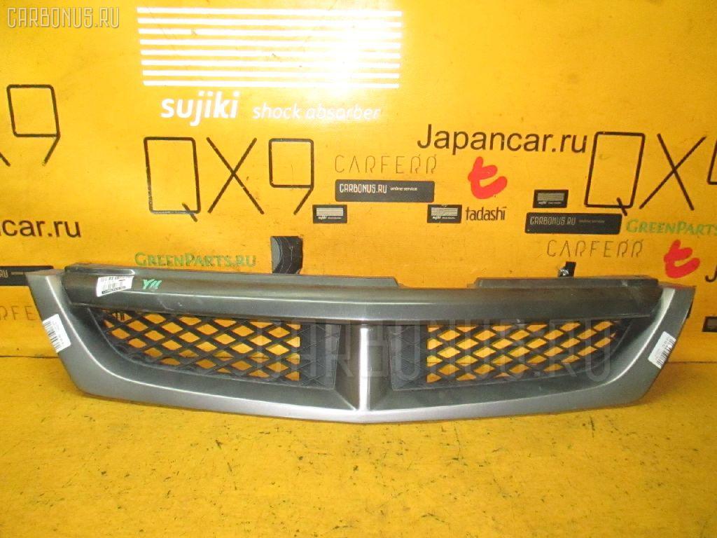 Решетка радиатора NISSAN WINGROAD Y11. Фото 3