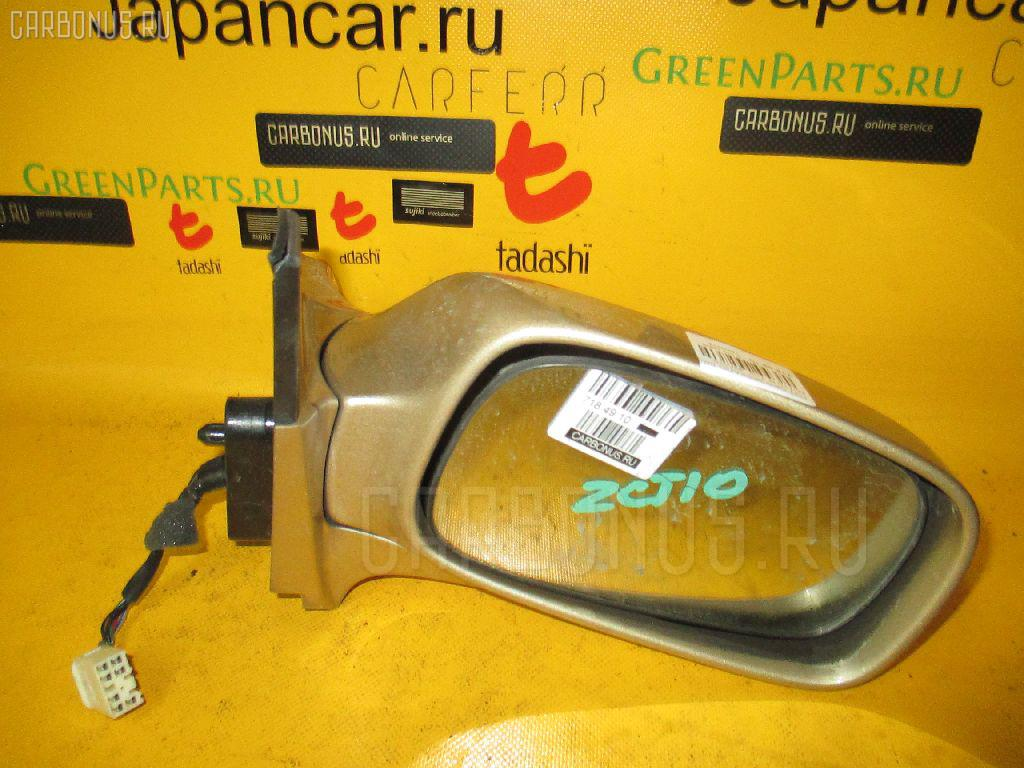 Зеркало двери боковой Toyota Opa ZCT10 Фото 1