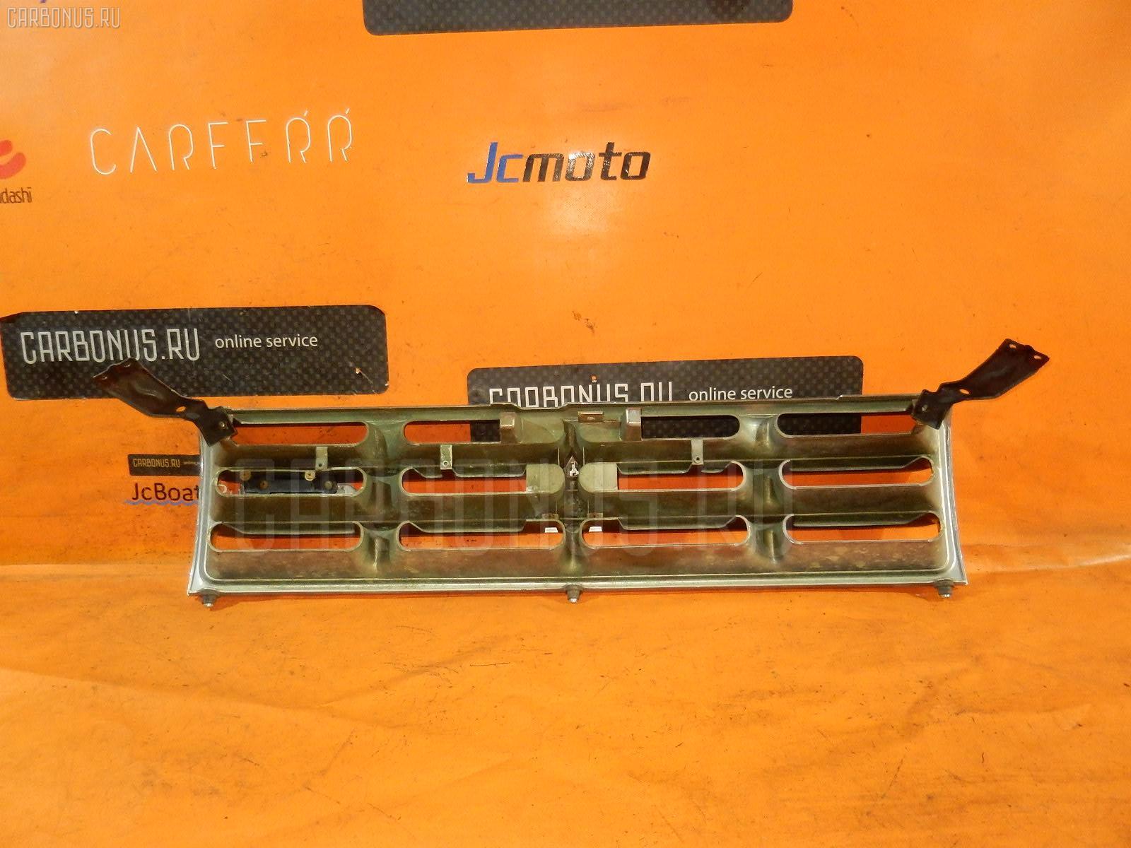 Решетка радиатора MITSUBISHI PAJERO V45W. Фото 9