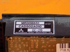 Блок управления климатконтроля MITSUBISHI DELICA SPACE GEAR PD6W 6G72