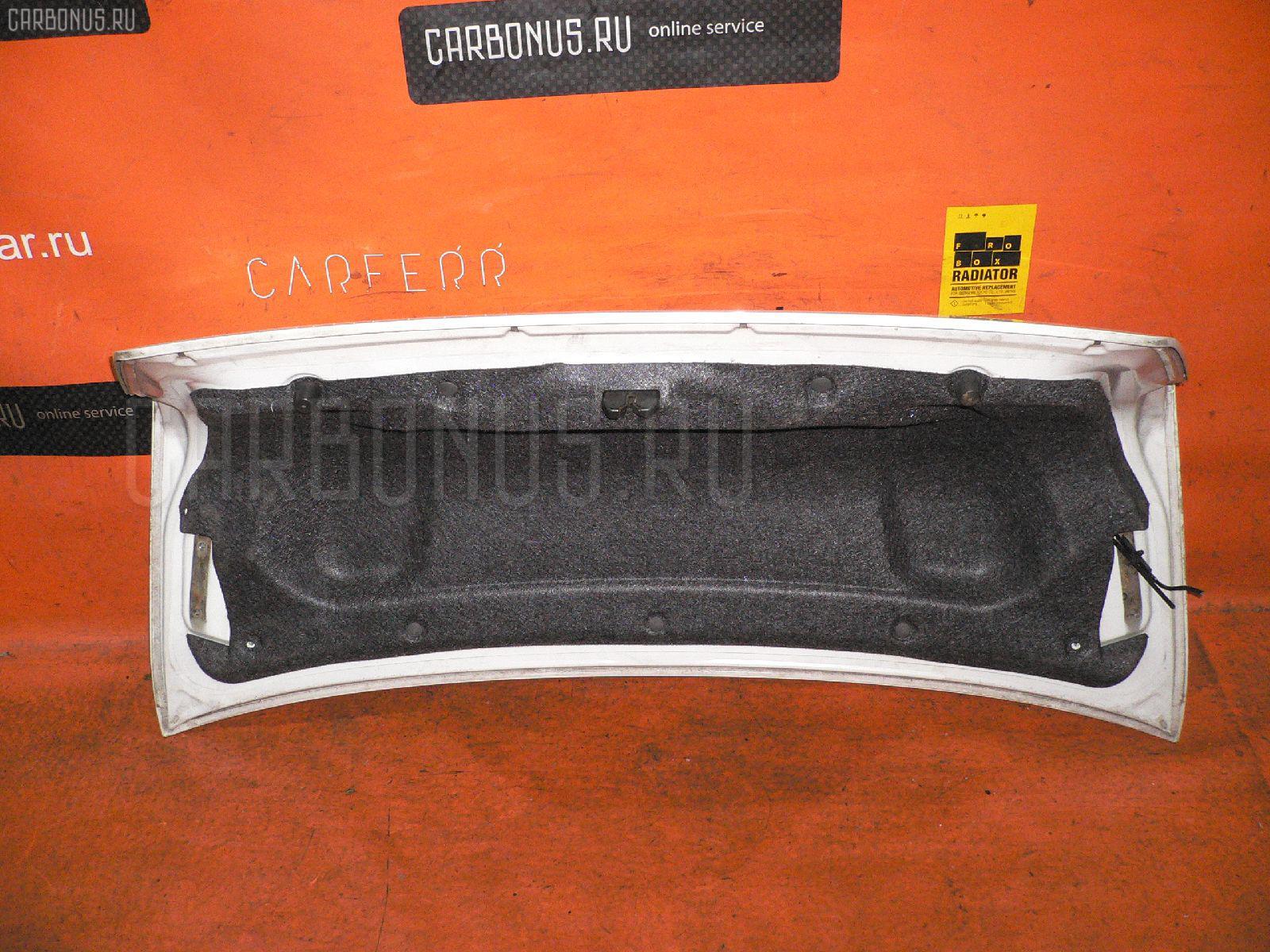 Крышка багажника SUBARU LEGACY BLE. Фото 5