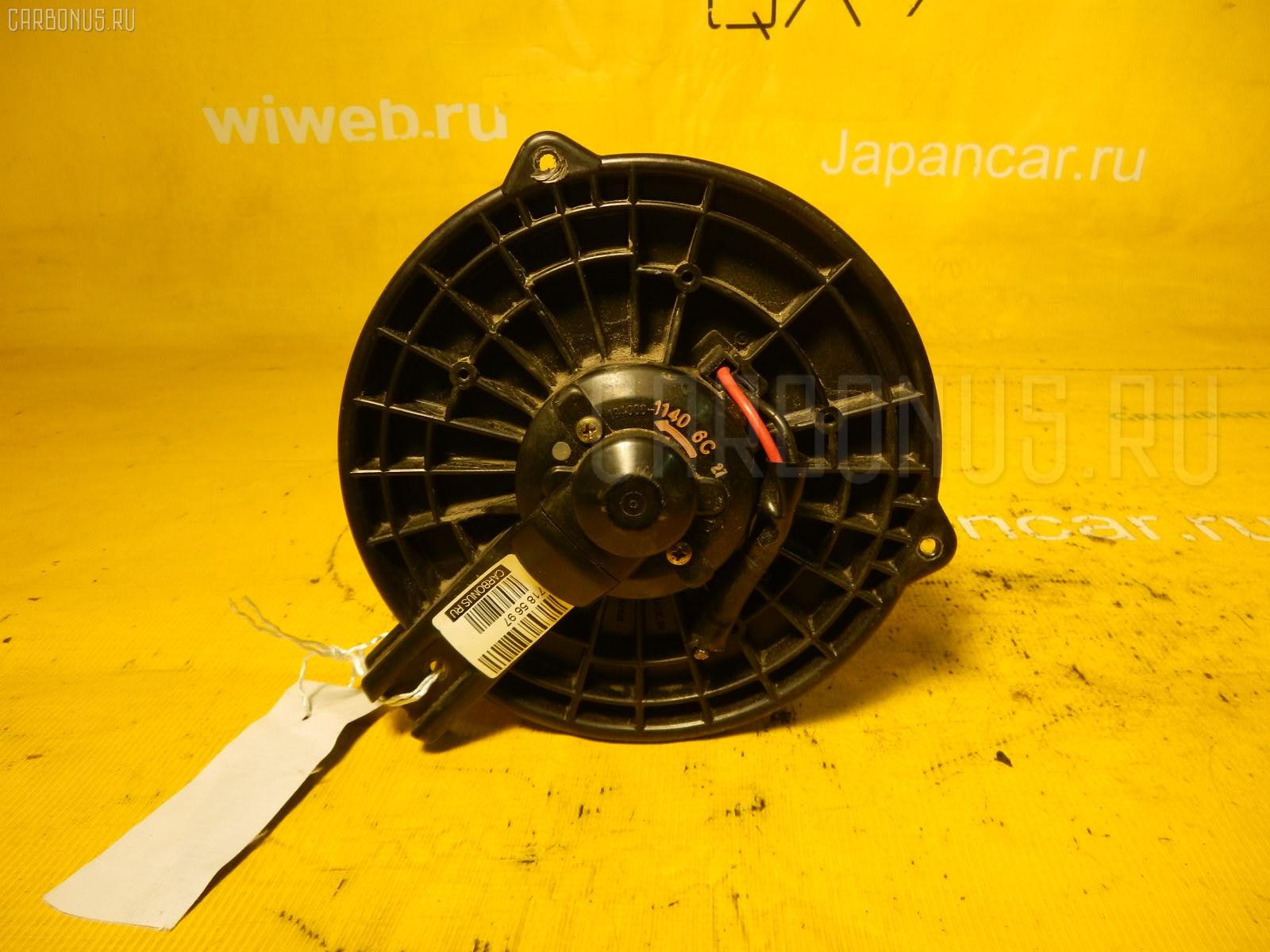 Мотор печки TOYOTA ALTEZZA GXE10. Фото 7
