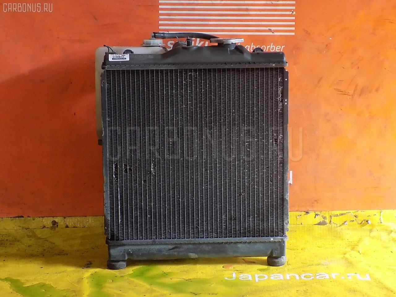 Радиатор ДВС HONDA HR-V GH3 D16A. Фото 11