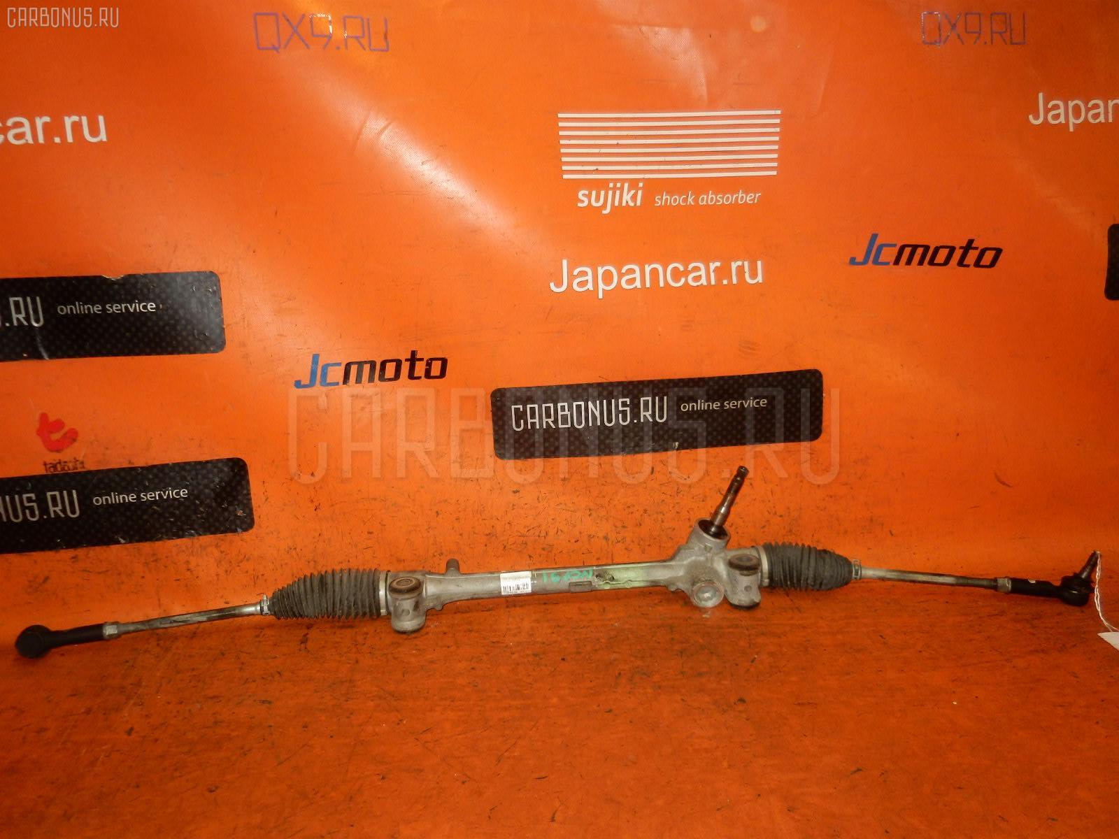 Рулевая рейка TOYOTA VITZ NCP91 1NZ-FE. Фото 1