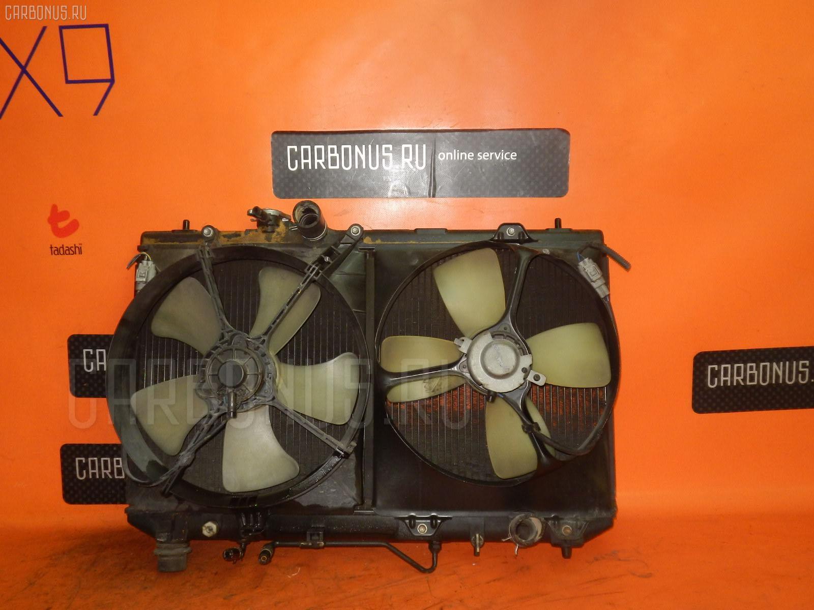 Радиатор ДВС TOYOTA CAMRY SV40 4S-FE Фото 2