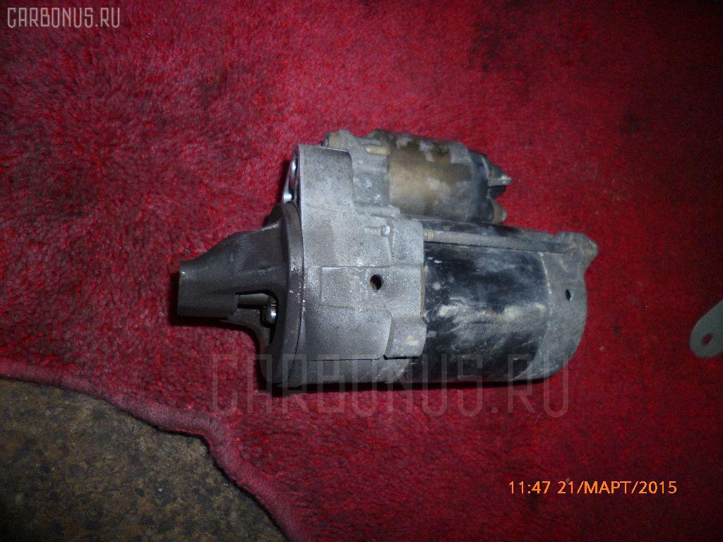 Двигатель SUZUKI WAGON R CT51S K6A Фото 6