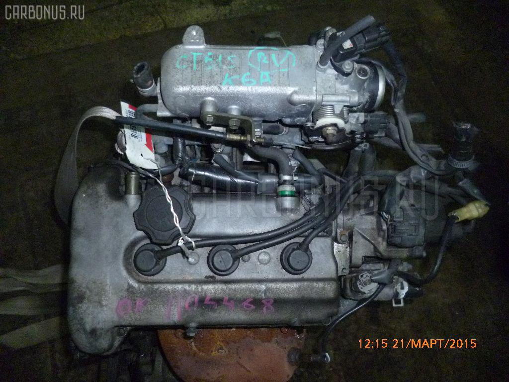 Двигатель SUZUKI WAGON R CT51S K6A Фото 20