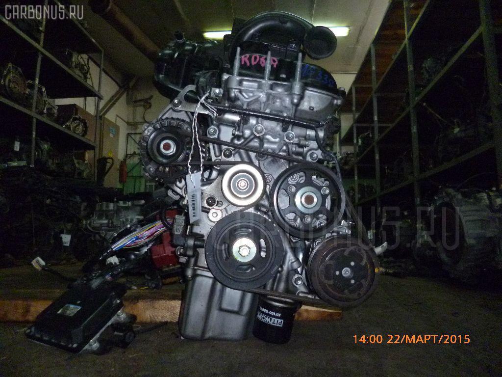 Двигатель NISSAN MOCO MG33S R06A Фото 13