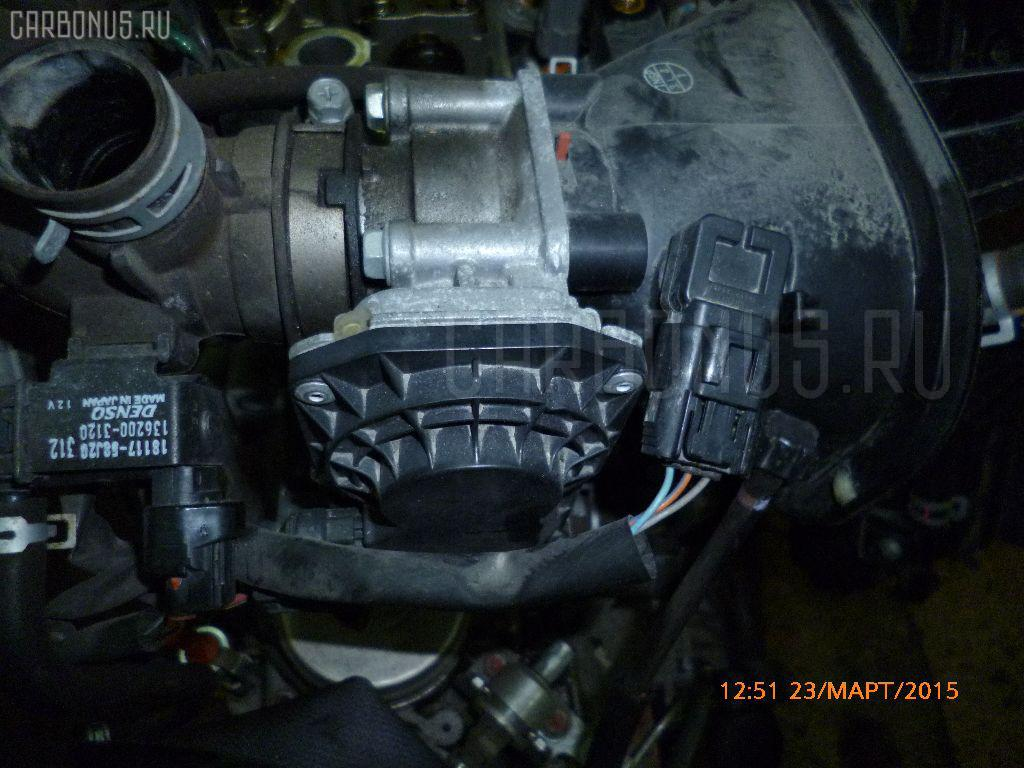 Двигатель NISSAN MOCO MG22S K6A. Фото 8