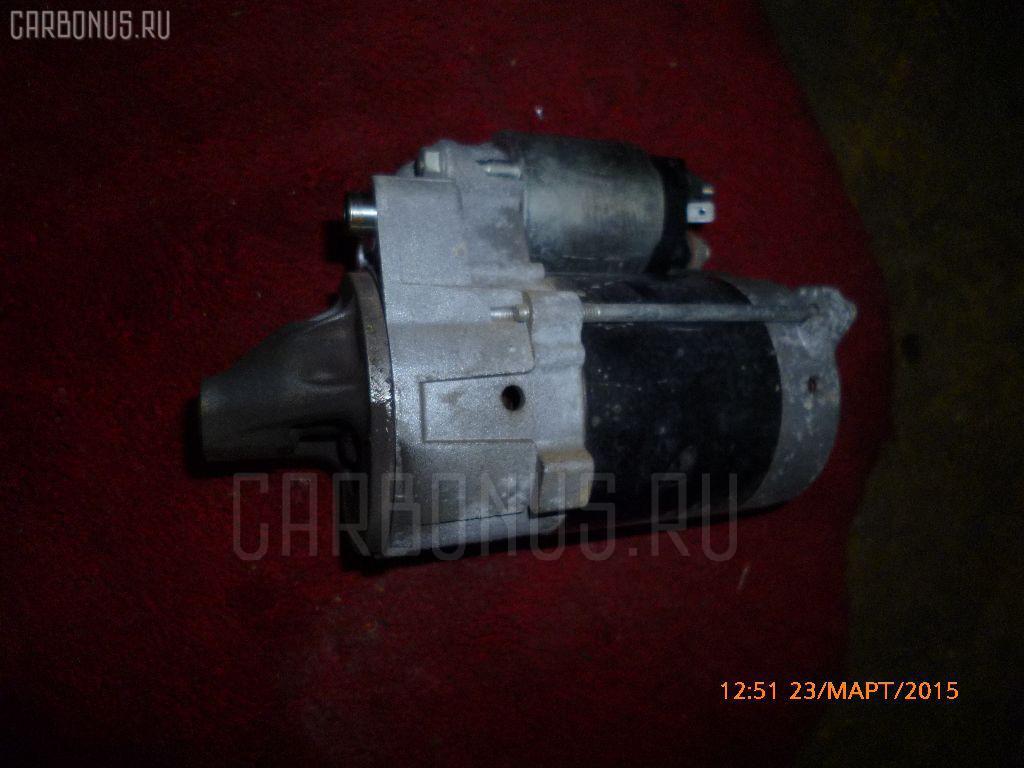 Двигатель NISSAN MOCO MG22S K6A. Фото 11