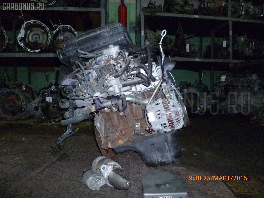 Двигатель MITSUBISHI MINICA TOPPO H31A 4A30 Фото 13