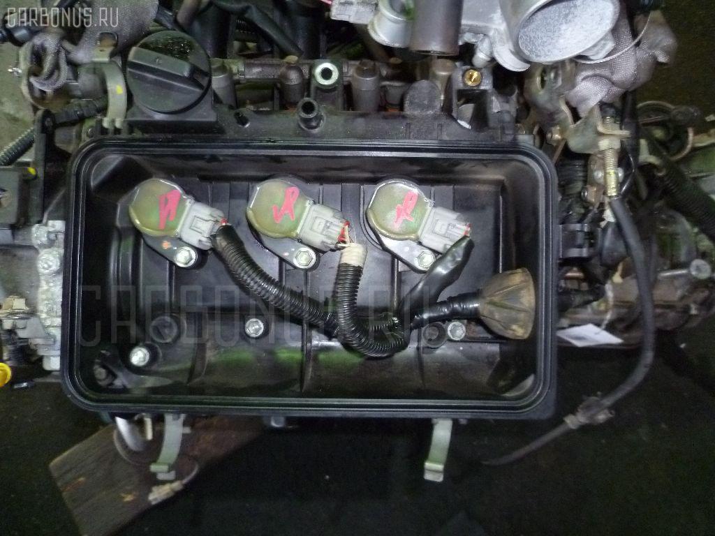 Двигатель DAIHATSU MOVE L550S EF-VE Фото 5