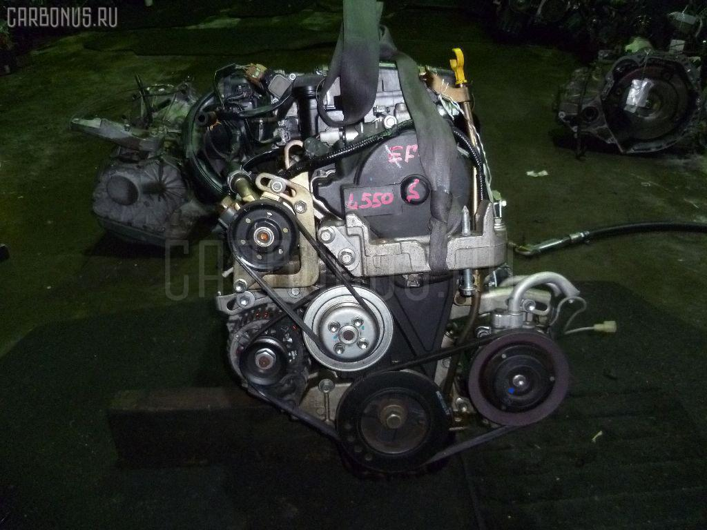 Двигатель DAIHATSU MOVE L550S EF-VE Фото 6