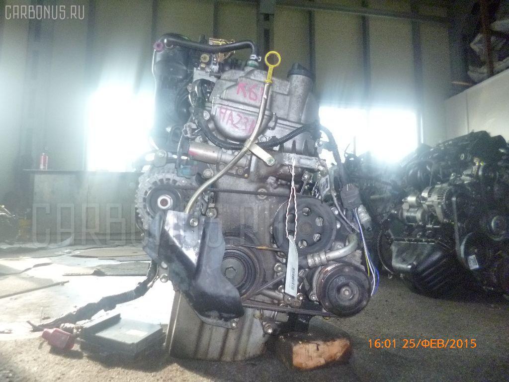 Двигатель SUZUKI ALTO HA23V K6A Фото 19