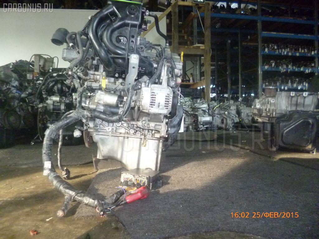 Двигатель SUZUKI ALTO HA23V K6A Фото 18