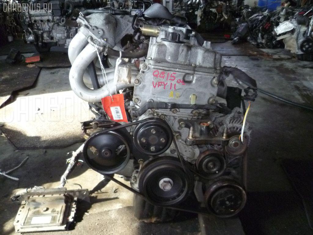 Двигатель NISSAN AD VAN VFY11 QG15DE Фото 6