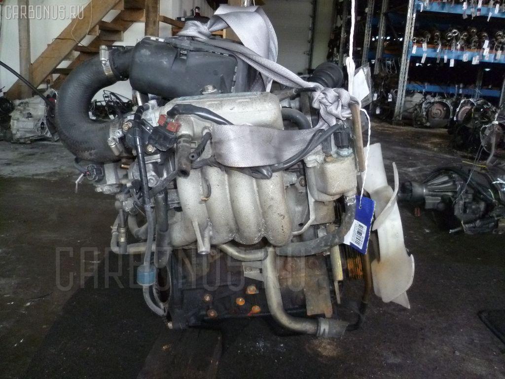 Двигатель MITSUBISHI MINICA TOPPO H31A 4A30T Фото 5