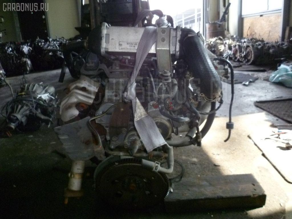 Двигатель MITSUBISHI MINICA TOPPO H31A 4A30T Фото 6