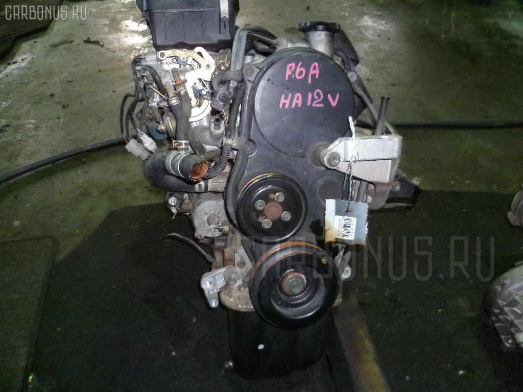 Двигатель SUZUKI ALTO HA12V F6A Фото 7