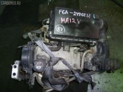 Двигатель Suzuki Alto HA12V F6A Фото 11