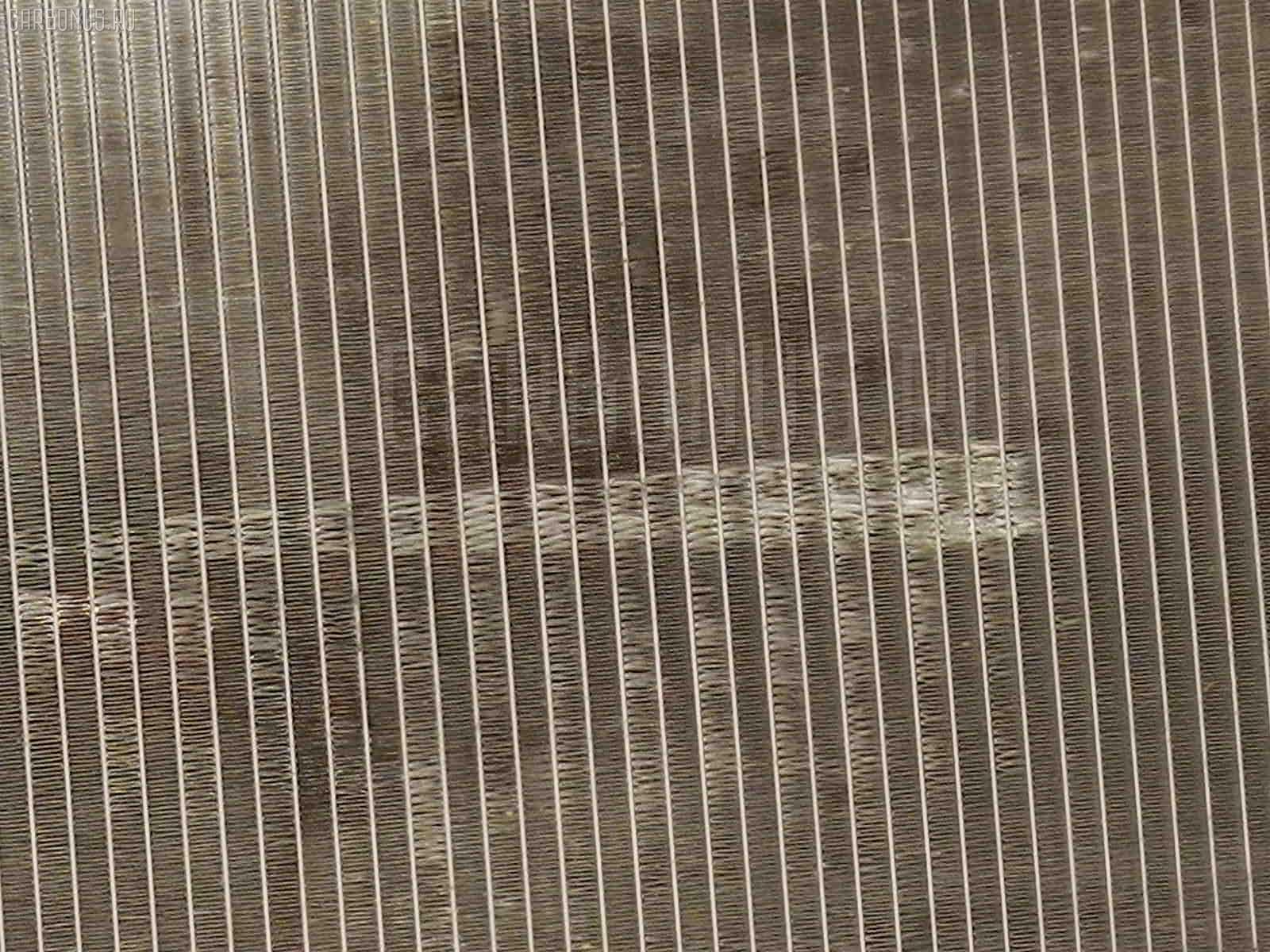 Радиатор ДВС TOYOTA AVALON MCX10 1MZ-FE. Фото 5