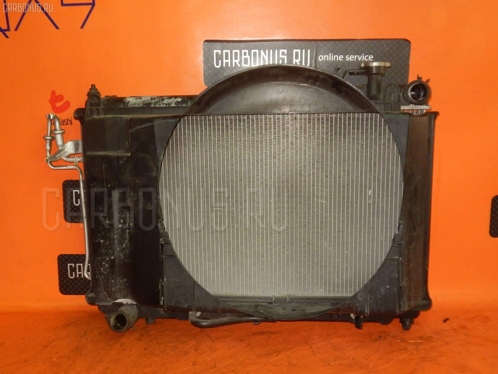 Радиатор ДВС NISSAN STAGEA M35 VQ25DD. Фото 7