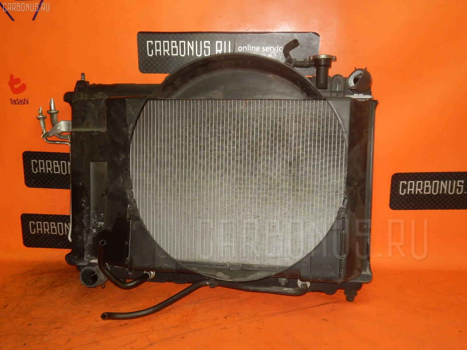 Радиатор ДВС NISSAN STAGEA NM35 VQ25DD. Фото 9