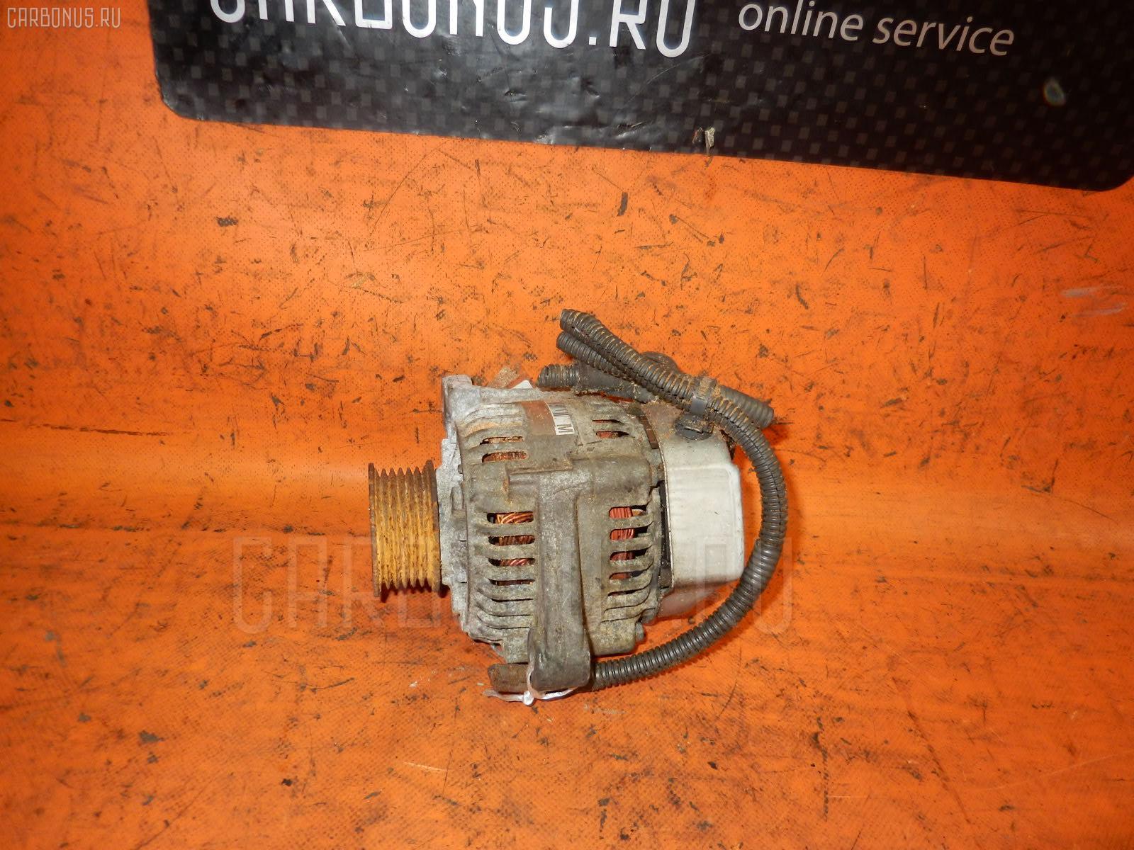 Генератор TOYOTA BB QNC20 K3-VE. Фото 4