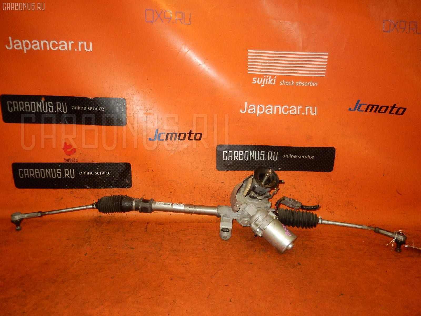 Рулевая рейка SUZUKI SWIFT ZC71S K12B. Фото 6