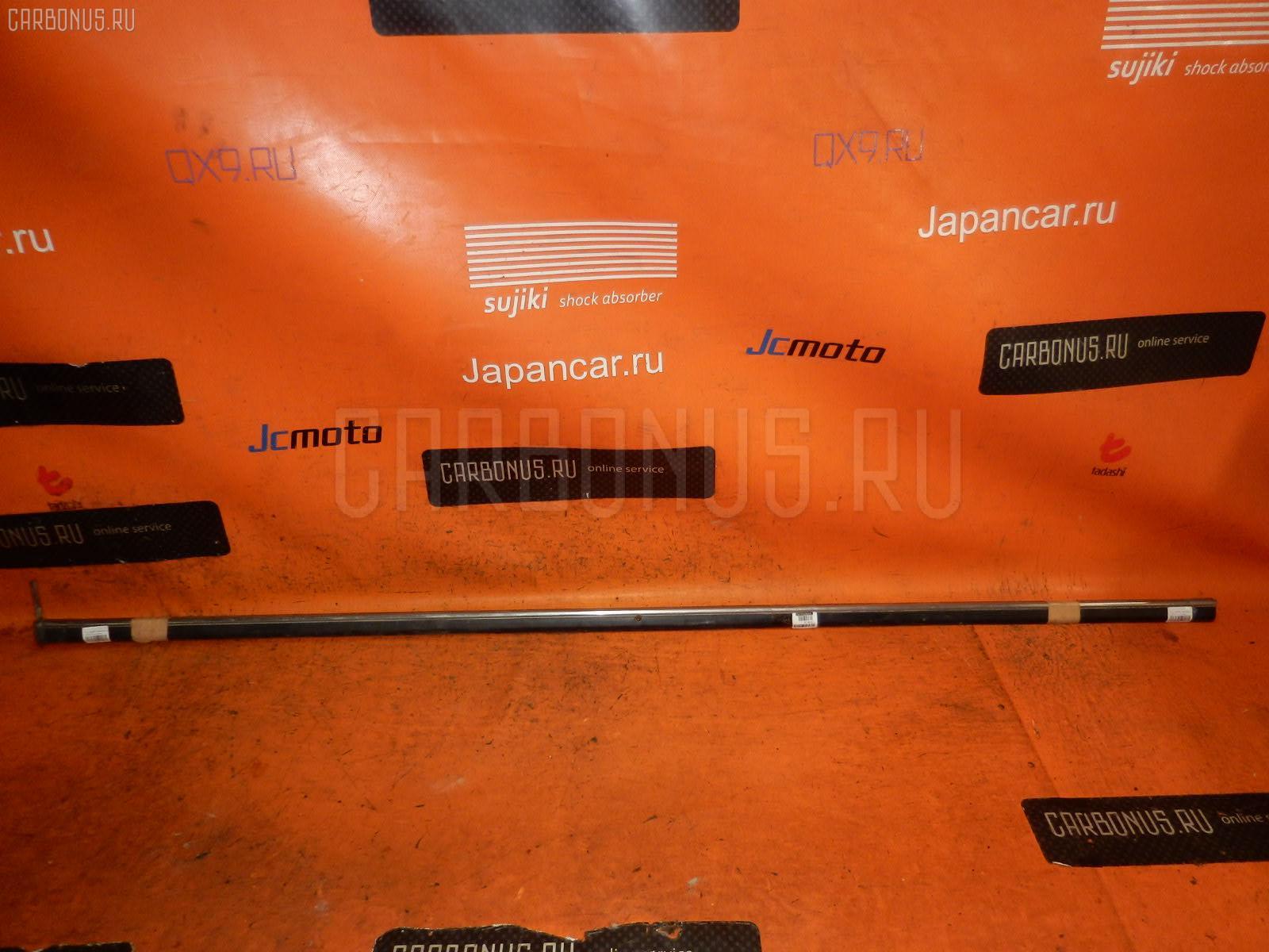 Накладка на порог салона TOYOTA MARK II JZX81. Фото 3