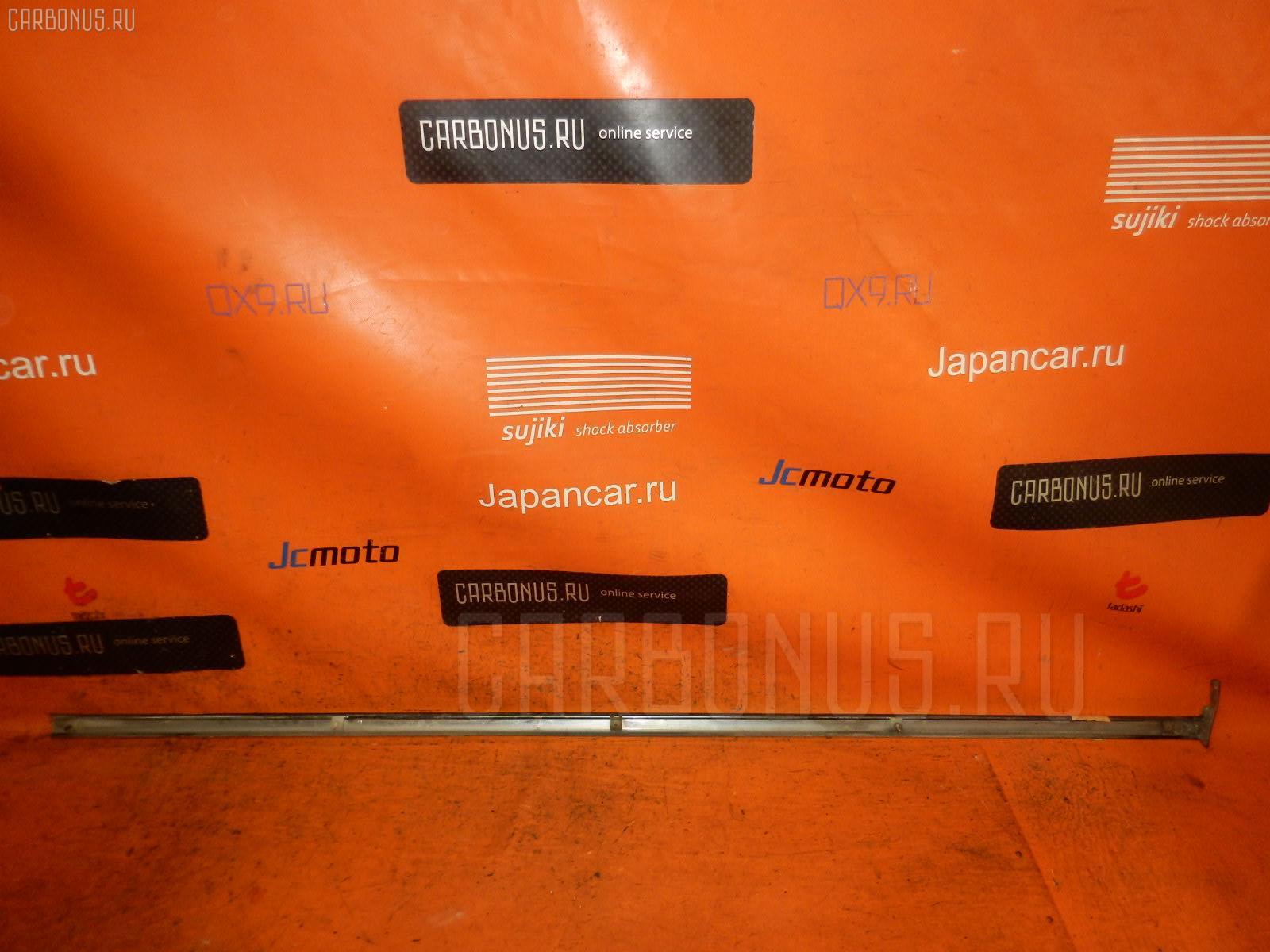 Накладка на порог салона TOYOTA MARK II JZX81. Фото 2