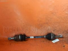 Привод NISSAN MARCH AK12 CR12DE Фото 1