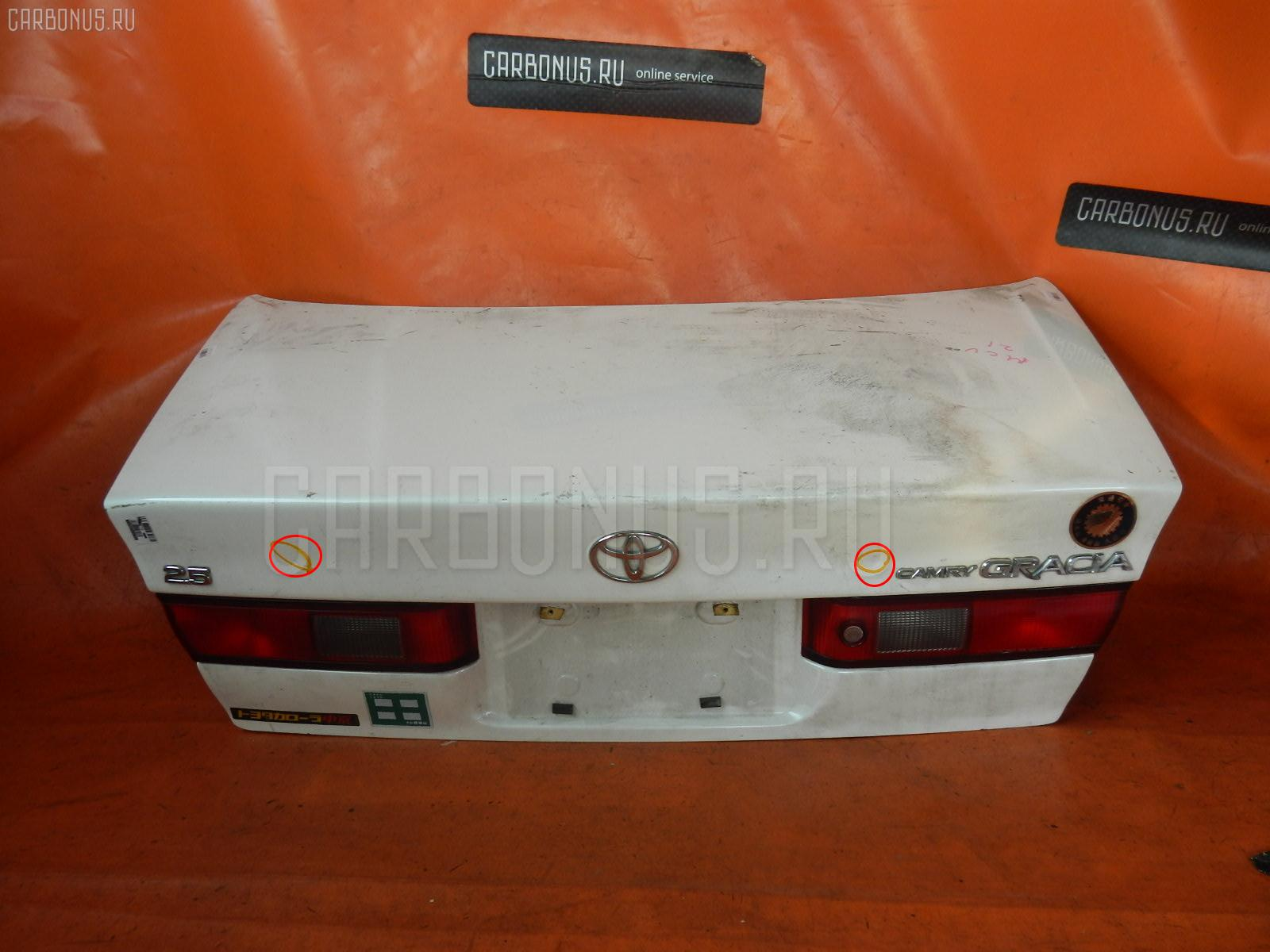 Крышка багажника TOYOTA CAMRY GRACIA MCV21. Фото 6