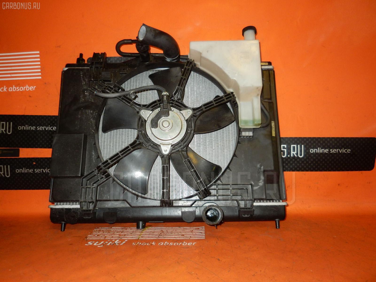 Радиатор ДВС SUZUKI SWIFT ZC11S M13A Фото 5