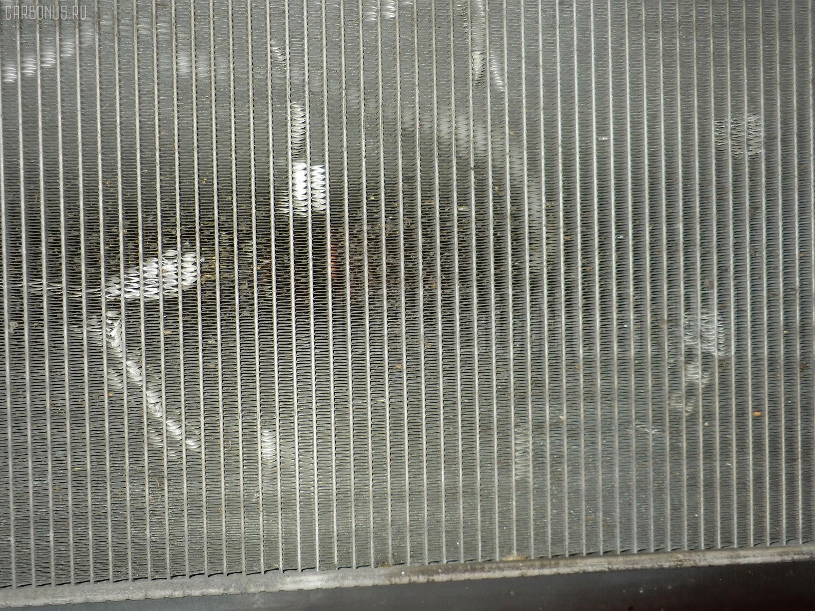 Радиатор ДВС TOYOTA MARK II QUALIS MCV21W 2MZ-FE. Фото 11