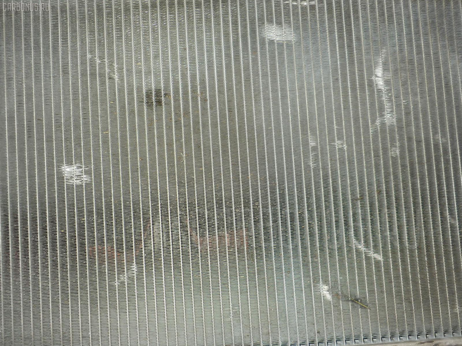 Радиатор ДВС NISSAN WINGROAD WPY11 SR20VE Фото 2