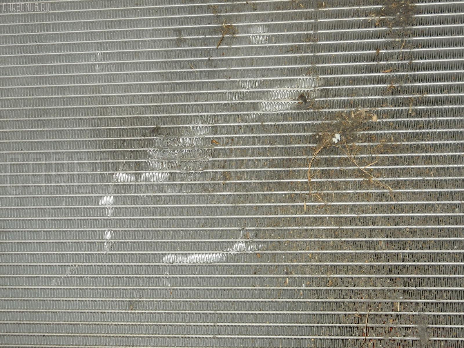 Радиатор ДВС TOYOTA WISH ZNE10G 1ZZ-FE Фото 3