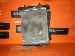 Радиатор ДВС Toyota Passo KGC10 1KR-FE Фото 3