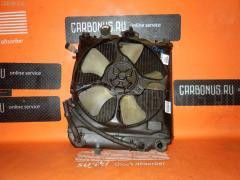 Радиатор ДВС SUZUKI WAGON R CT21S F6A Фото 2