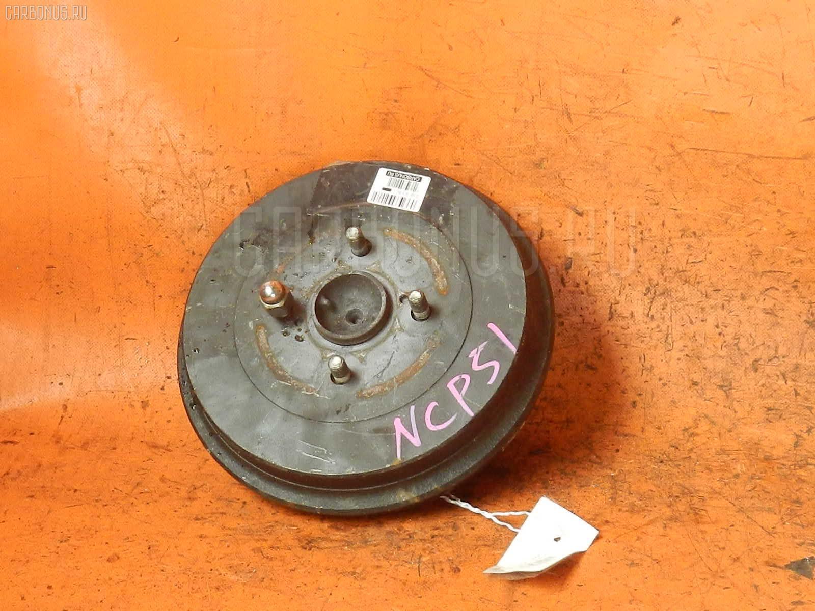 Ступица TOYOTA PROBOX NCP51V 1NZ-FE. Фото 7