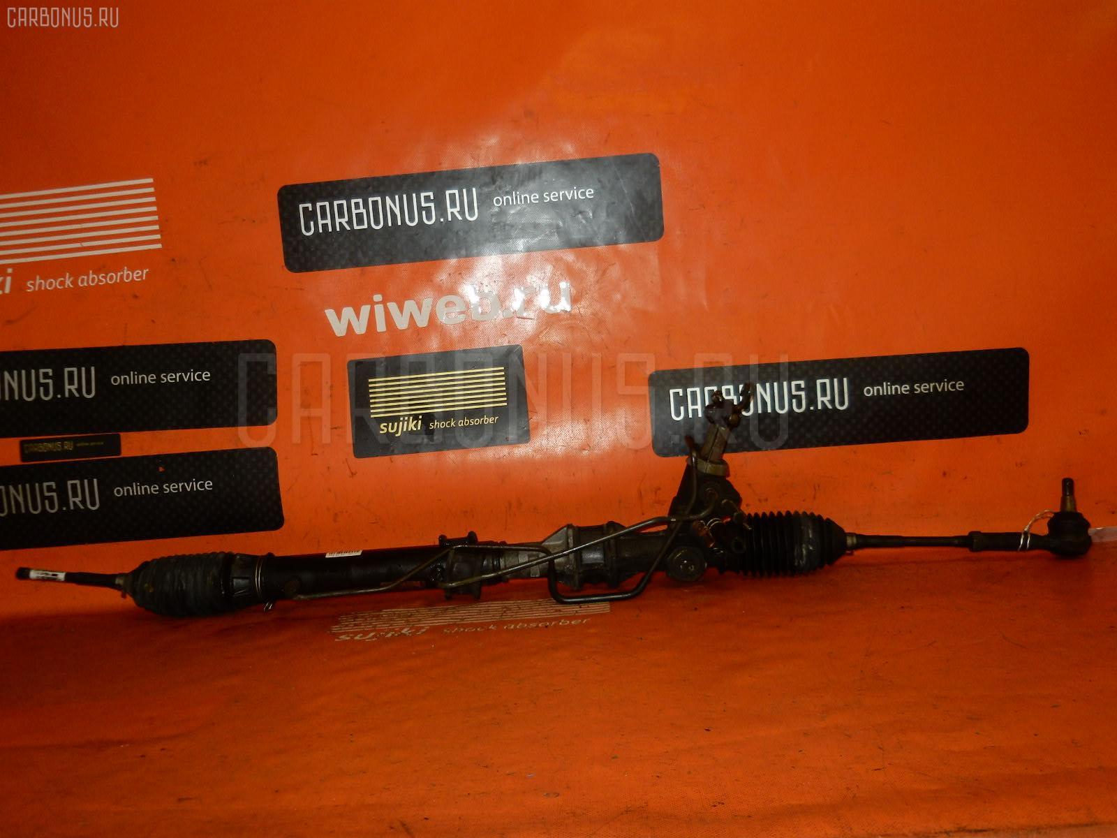 Рулевая рейка NISSAN STAGEA WGNC34 RB25DE. Фото 6