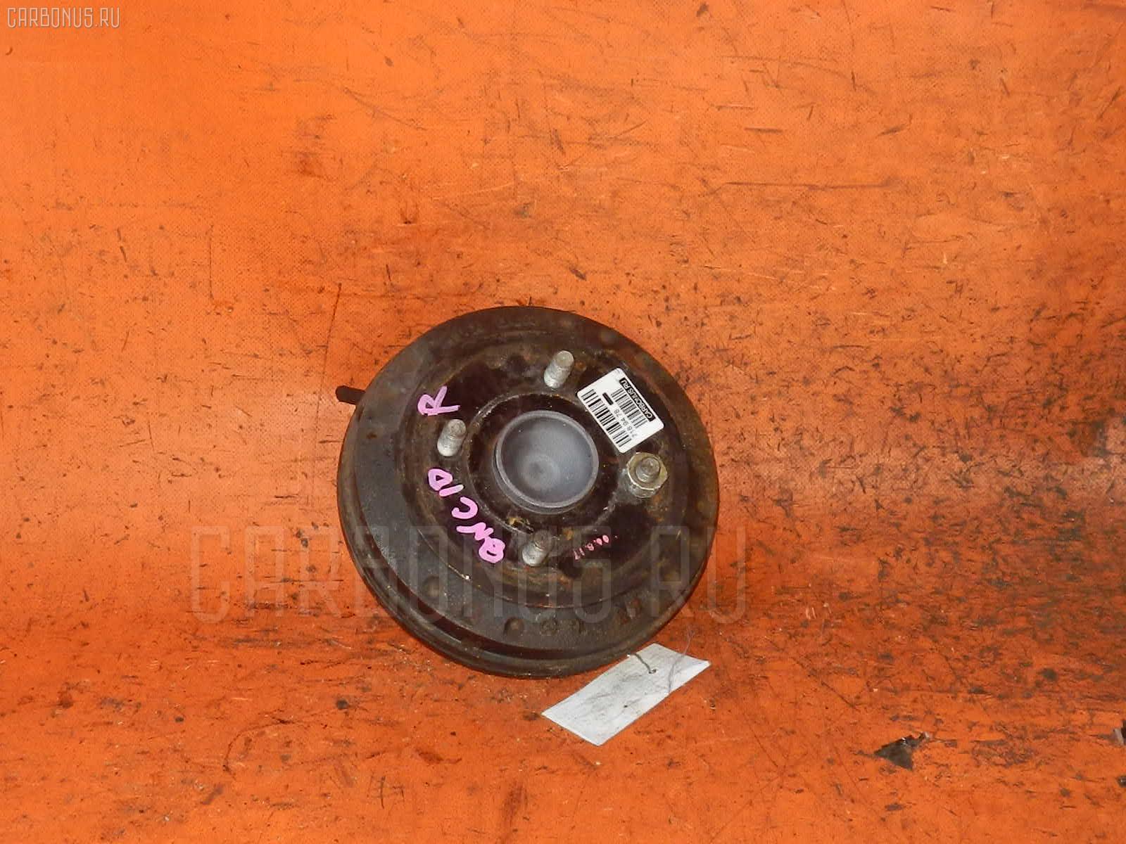 Ступица TOYOTA PASSO QNC10 K3-VE. Фото 3