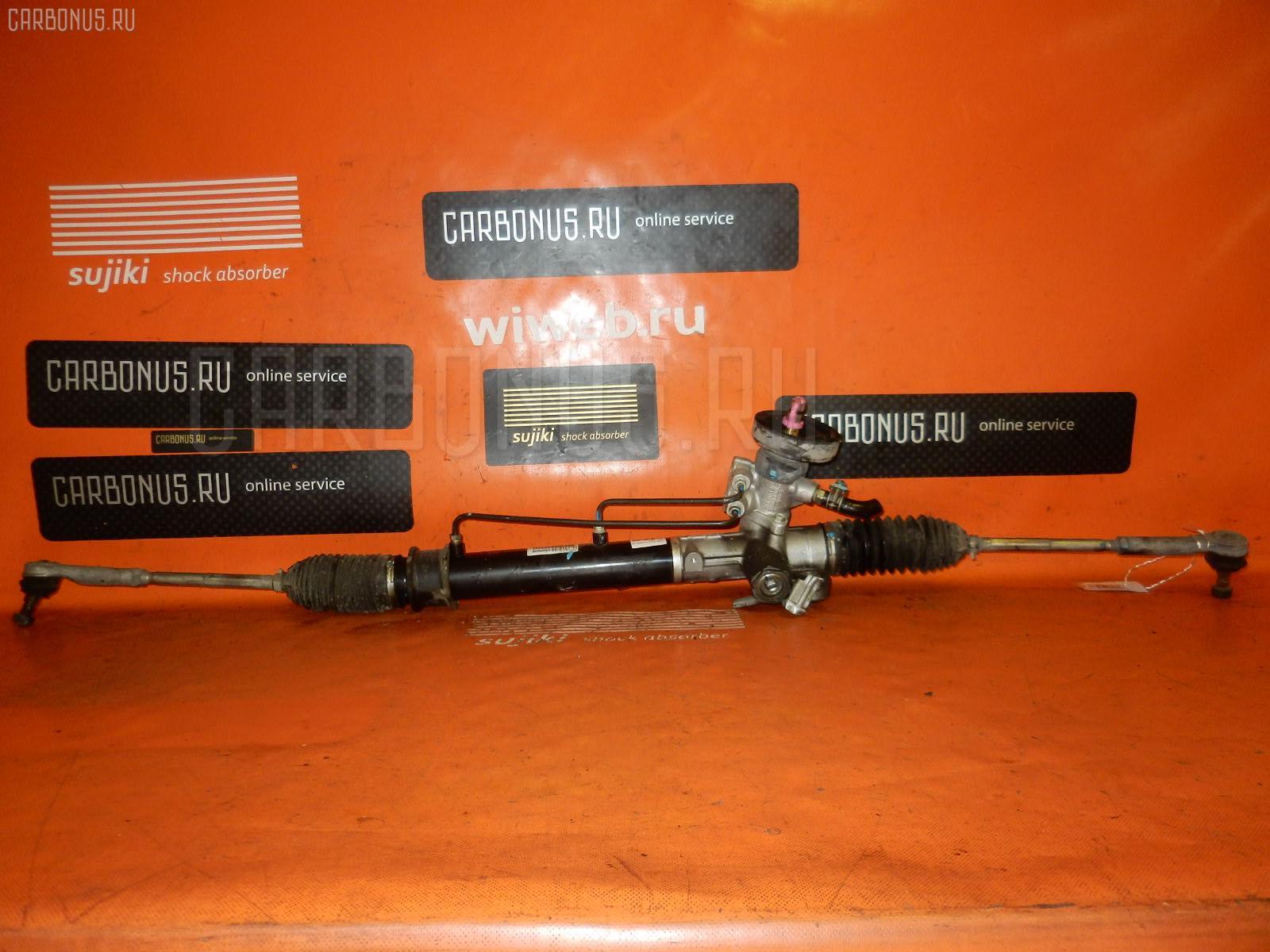 Рулевая рейка HONDA STEPWGN RG1 K20A. Фото 6
