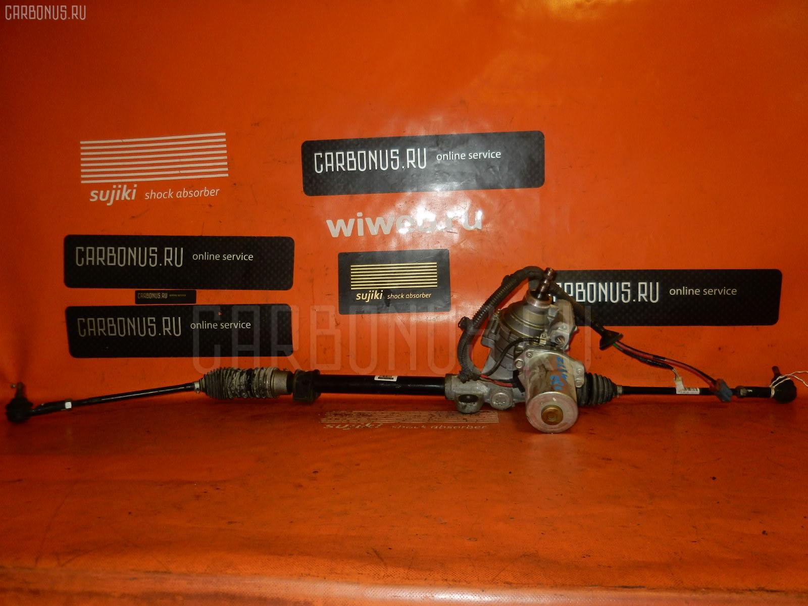 Рулевая рейка MITSUBISHI COLT PLUS Z23W 4A91. Фото 3