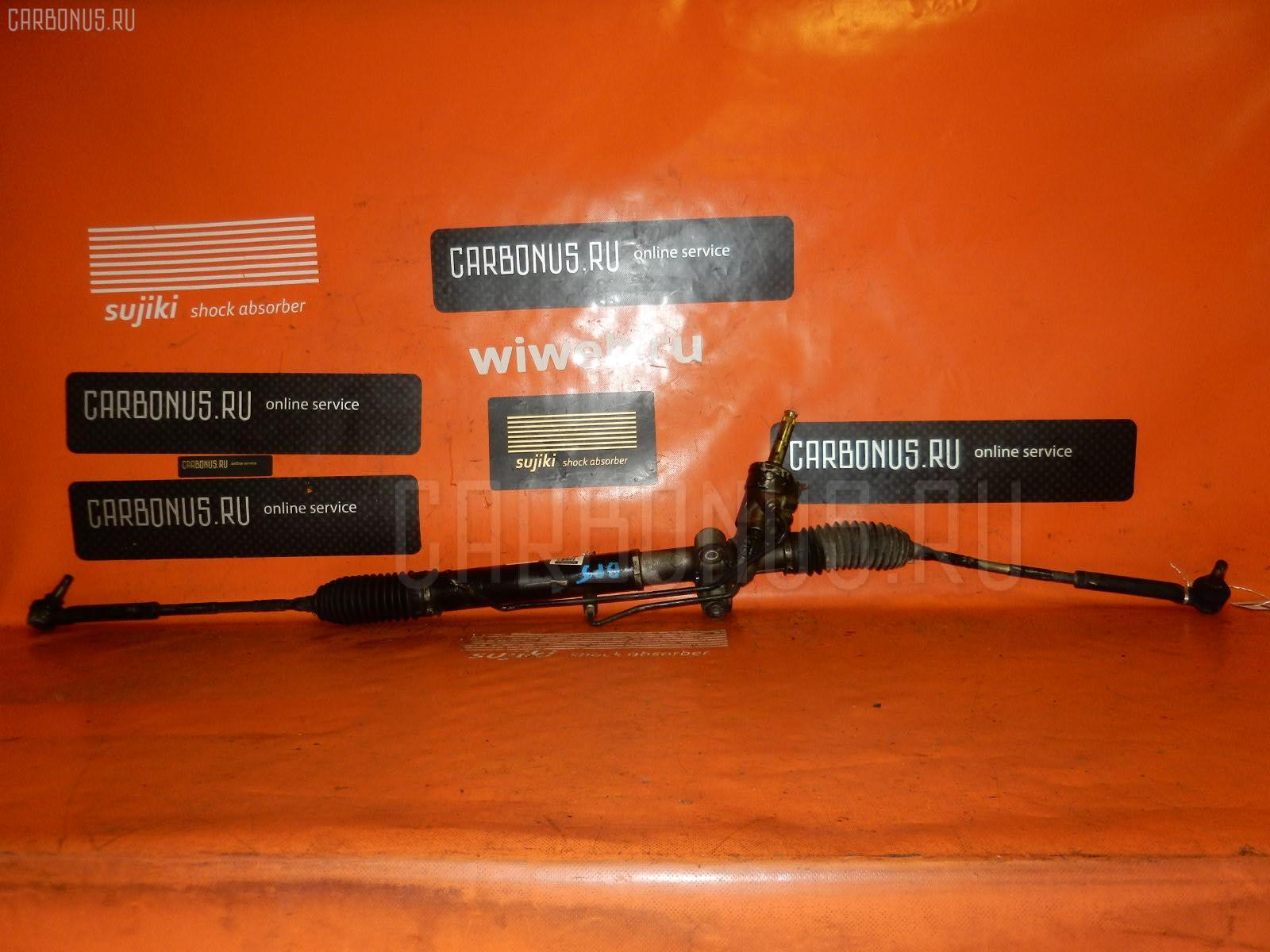Рулевая рейка SUBARU LEGACY WAGON BP5 EJ20. Фото 10